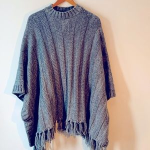 Forever 21+ Poncho